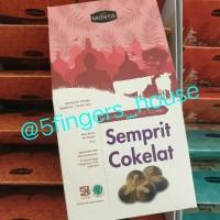 Montis Kue Semprit Cokelat/Kue Kering/Cookies/Biscuit/Camilan/Snack