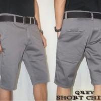 Celana Pendek Chino Big Size Pria uk. 33-36