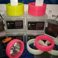 Senter Terapi&Karet Pelindung Bioglass 2+
