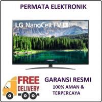 LG 55SM8600PTA 55 Inch UHD 4K NanoCell Smart ThinQ AI LED TV 55SM8600