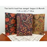 tas kertas batik paperbag goodie bag souvenir wedding exclusive murah