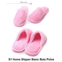 S Sandal Rumah Sandal Kamar Home Slipper Slippers Bulu Indoor Dalam