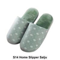 S14 Sendal Rumah Sandal Kamar Home Slipper Slippers Indoor Dalam Ruang