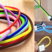 Pelindung Kabel Charger USB Spiral HP Cord Protector Android Iphone