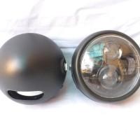 Reflektor Lampu Depan Owen Led Daymaker 7 Inchi Jual