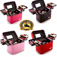 MAKE UP CASE KOTAK KOSMETIK - BOX KOSMETIK - COSMETIC BOX