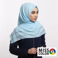 Jilbab Turki Miss Color hijab polos premium katun import 110x110-14