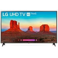 PROMO LG LED UHD TV AI ThinQ 55 inch (55UK63)