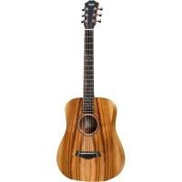 Taylor BTe-Koa Baby Natural Koa Acoustic Electric Guitar with Bag