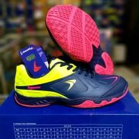 Sepatu badminton flypower losari 03 terbaru