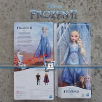 FROZEN 2 - ELSA / Boneka Frozen Disney Princess
