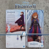 FROZEN 2 - ANNA / Boneka Frozen Disney Princess