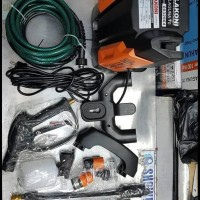 Kualitas No 1 Mesin Steam Cuci Mobil Motor Jet Cleaner Lakoni Lag