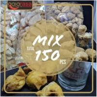 Cuanki Lidah 150 PCS, SIOMAY dan TAHU untuk Toping Baso Aci