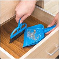 Sapu Mini Set Serok an kecil kebersihan
