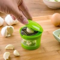 Garlic chopper Pengiris pemotong bawang alat potong Cincang bawang 2