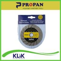 Propan Diamond Grinding Cutting and Polishing Disc 4x1 mm