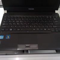 laptop core i5 gen3 Toshiba R732 body ringan
