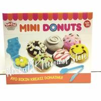Fun Doh Mini Donut Donat Lilin Mainan Anak FunDoh / PlayDoh / Play Doh