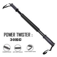 (30Kg) Power Twister - Alat Olahraga Gym Fitness - Alat Pembentuk Otot