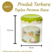 Toples Permen Kaca Vicenza GB471