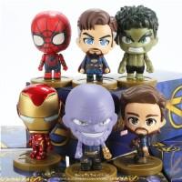 Figure Set Avengers Infinity war Action Figure