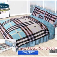BED COVER SET CALIFORNIA KING 180 x 200 / BEDCOVER SET CALIFORNIA 180