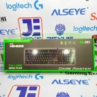 Keyboard Gaming NYK NEMESIS GAME MASTER KR-201 / KR 201 / KR201