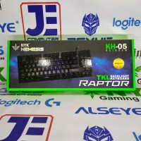 keyboard Gaming NYK NEMESIS RAPTOR TKL KH-05 /KH05 /KH 05