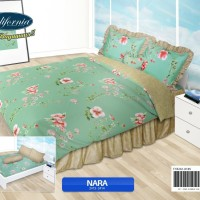 Bed Cover Set California / Bedcover Set California No.1 King 180 x 200