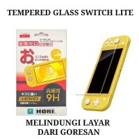 Nintendo Switch Lite HORI CN Clear Tempered Glass 9H