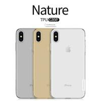 iPhone X XS 10 5.8 Nilkin Nature Tpu Case Soft Case Original