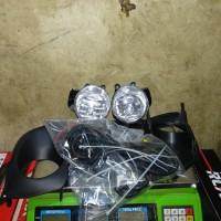 Foglamp Fog Lamp Lampu Kabut Bemper Set Toyota Vios Tahun 2013