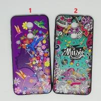 Case Hikaru UV 3D Emboss Redmi 5 Plus
