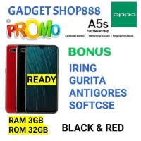 OPPO A5S RAM 2GB ROM 32GB GARANSI OPPO INDONESIA 1 TAHUN