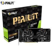PALIT GEFORCE GTX 1660 SUPER GAMINGPRO OC / GP OC 6GB GDDR6 192 BIT