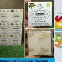 Hot Sale SABUN BERAS THAILAND - SABER - K brothers ( kemasan dus ) -