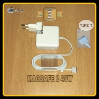 Charger Adaptor Magsafe 2 45 Model Macbook Air 2012-2017 Type T