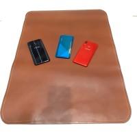 Gaming Mouse Pad Kulit Asli Mousepad Gaming