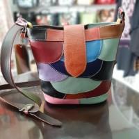 Tas wanita / tas selempang / tas kulit / tas import