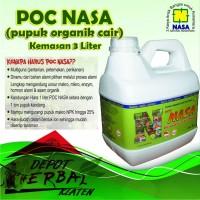 Pocnasa 3 Litter pupuk organik nasa