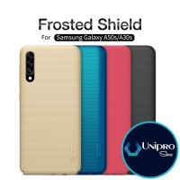 Hard Case Nillkin Super Frosted Shield Samsung Galaxy A30s / A50s Ori