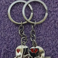 Gantungan kunci couple