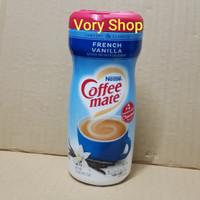 Nestle Coffee mate French vanilla creamer 425.2gr