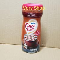 Nestle coffee mate vanilla caramel creamer 425.2gr