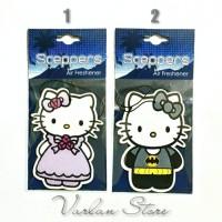 Parfum Pewangi Mobil Kertas Gantung - Karakter Hello Kitty