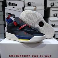 sepatu Nike Air Jordan XXXIII AJ 33 high tech pack
