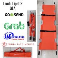 Tandu Lipat 2 GEA. GEA Folding Stretcher.