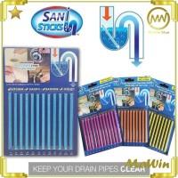 Sani Sticks Anti Sumbat Stick Pembersih Saluran Air Pipe cleaner