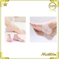 Pelindung Tumit Kaki Silikon Soft Gel Heel Protector